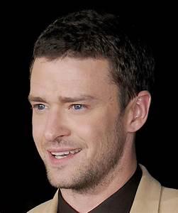 Justin Timberlake Short Straight Casual Hairstyle Ash