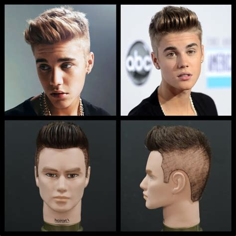 justin bieber haircut tutorial  celebs hair cuts