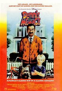 Dennis the Menace: Cranky Critic® Movie Poster Downloads