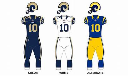Rams Louis St Uniforms History Wikipedia Angeles