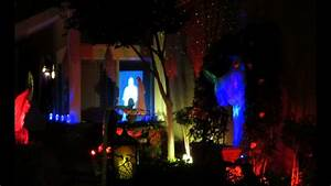 Halloween, Lighting, And, Visual, Effects