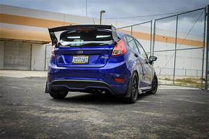 Ford Fiesta Spoiler : project fiesta st gets urbanx ready with rally innovations ~ Kayakingforconservation.com Haus und Dekorationen
