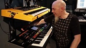 "Jordan Rudess Home ""Studio A"" Tour - YouTube"
