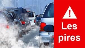 Controle Technique Pollution Diesel : pollution les pires autos au contrle technique quelles sont le ~ Medecine-chirurgie-esthetiques.com Avis de Voitures