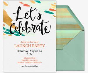invitations  ecards  party planning ideas  evite
