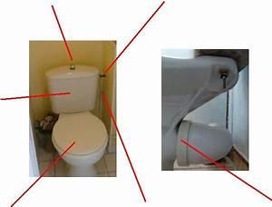 Fuite D Eau Wc : fuite joint evacuation wc m canisme chasse d 39 eau wc ~ Premium-room.com Idées de Décoration