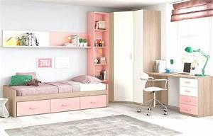 Chambre Fille 8 Ans : couleur chambre fille 8 ans ~ Teatrodelosmanantiales.com Idées de Décoration