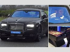 Paul Pogba shows off new car and personalised pool table