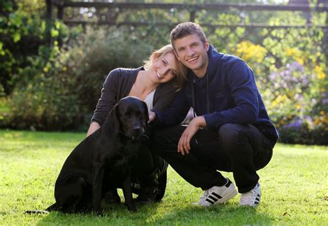 Discover everything you want to know about thomas müller: Love is an Escape ♥: Thomas Müller and His Wife Lisa