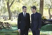Revenge: James Tupper e Gabriel Mann nella puntata Epitaph ...