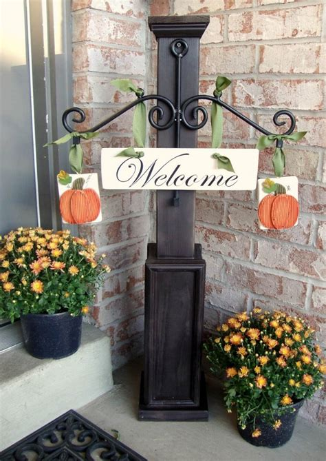 easy front porch diy sign ideas   home  art  life