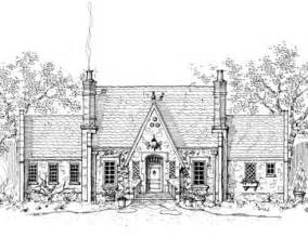 storybook house plans tudor this plan - Small Cottages Floor Plans