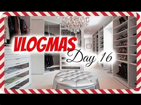 My Secret Closet by Vlogmas Day 16 My Secret Closet Weekly Vlogs
