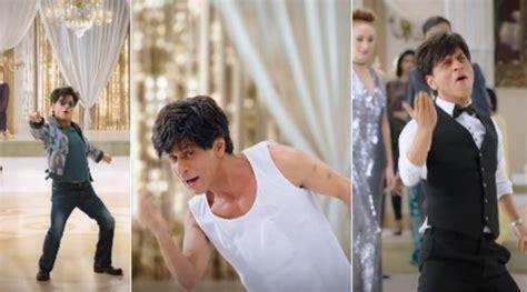 shah rukh khans  film  titled   set