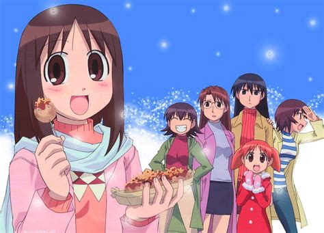 azumanga daioh wallpapers wallpaper cave