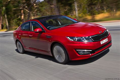 Kia Picture by Kia Optima Review Caradvice