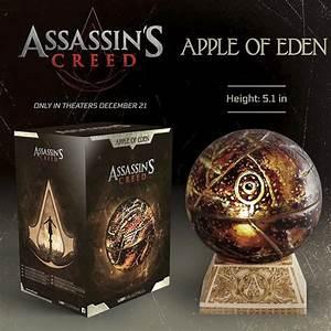 Ubisoft Assassin's Creed movie: Apple of Eden Gold ...