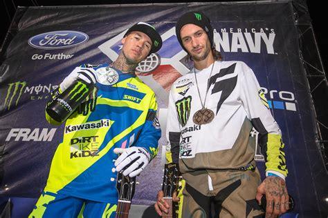 "Monster Energy's Jeremy ""Twitch' Stenberg Takes Moto X ..."