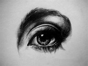 Fun  The Ultimate Collection Of Eye Drawings With Pencil