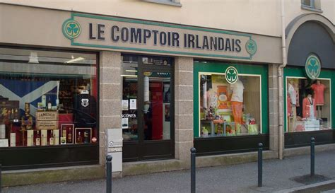 comptoir irlandais brest rennes le comptoir irlandais
