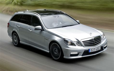 12102009  The Brand New Mercedesbenz Eklasse Tmodell