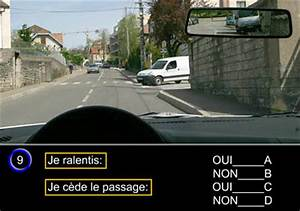 Code De La Route Série Gratuite : examen code la route code de la route gratuit ~ Medecine-chirurgie-esthetiques.com Avis de Voitures