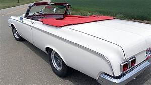 White Elephant  1964 Dodge Polara Convertible With Cross