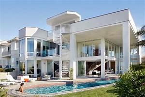 Maison Darchitecte Par Dupuis Design En Californie