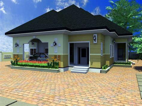 design bungalows nigeria house plans