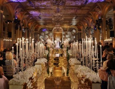 An Over the Top Luxurious Wedding At The Plaza Hotel in