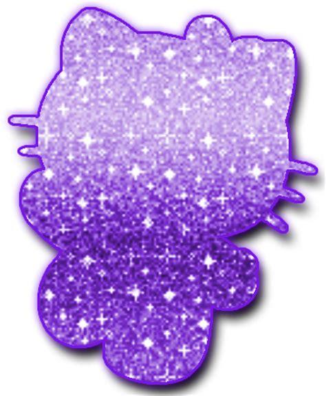 hello kitty glitter png purple by vivian65403 on deviantart
