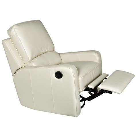 Small Recliner Chairs Perth by Perth Swivel Rocker Recliner Somerset Creme