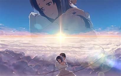 Kimi Wa Na Mitsuha Taki Anime Miyamizu
