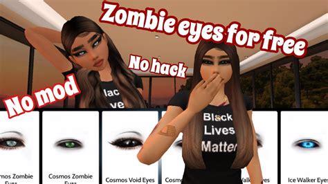 avakin zombie eyes