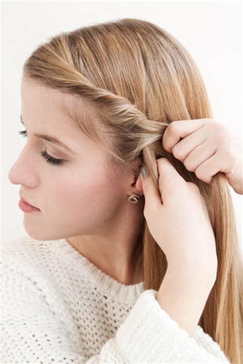 kurze haare zum zopf binden frisuren kurze haare