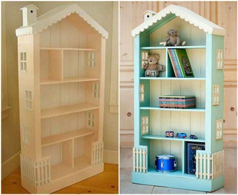 How To Build A Dollhouse Bookcase by Diy Dollhouse Bookcase Diycraftsguru