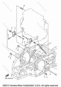 Yamaha Snowmobile 2008 Oem Parts Diagram For Engine