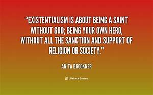 Funny Existenti... Existentialism Life Quotes