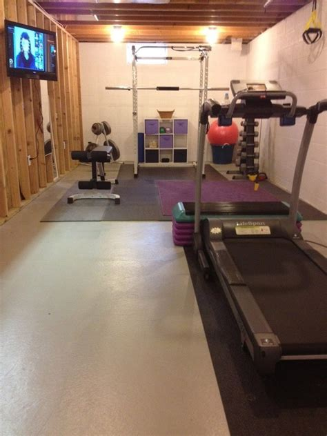 Garage Workout Room Ideas by Inspirational Garage Gyms Ideas Gallery Pg 7 Garage Gyms