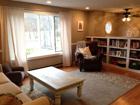 Raised Ranch Living Room Decorating Ideas by Not So Ordinary Raised Ranch Split Level Living Ranch