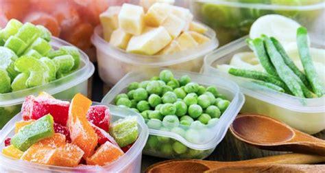 plat cuisiné à congeler quels aliments sont bons pour la congélation