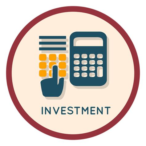 Finance Investment Icon  Transparent Png & Svg Vector