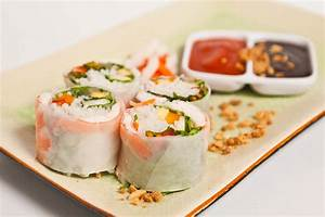 Food | another food photoshoot. shrimp springrolls. strobist… | Flickr