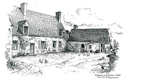 maisons paysannes de l orne contacts basse normandie