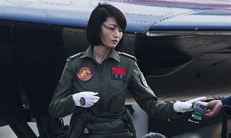 China's First Female Fighter Pilot Dies In Crash