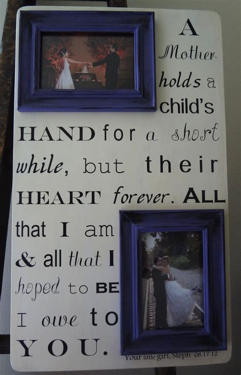 mother daughter wedding quotes quotesgram