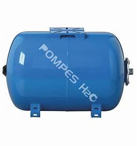 Reservoir A Vessie 200l : achat r servoir vessie horizontal aquasystem ~ Nature-et-papiers.com Idées de Décoration