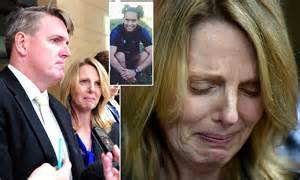 joshua hardy s family struggling to come to terms with his daily mail australia home page daily mail