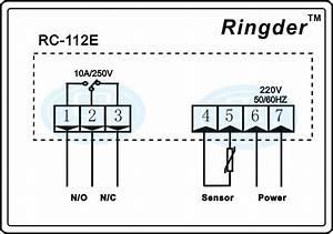 Ringder Rc 112e 100v
