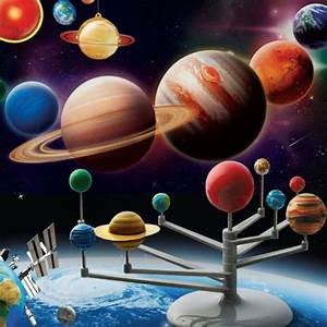 Solar System Planetarium Model Kit Astronomy Science ...
